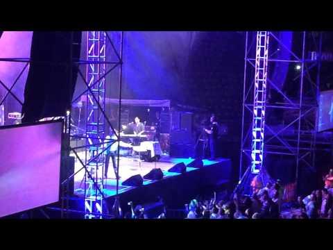 Camilo Sesto concierto A escondidas y tarde o temprano Cali 2014