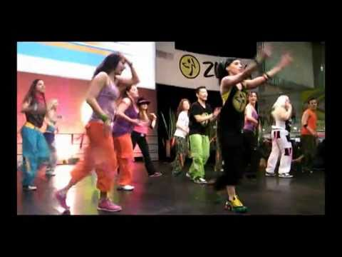 ZUMBA FIBO 2011