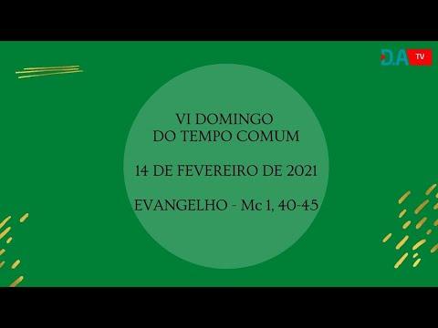 VI DOMINGO DO TEMPO COMUM