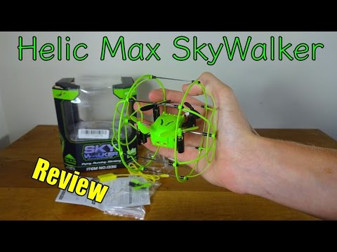 Helic Max 1336 Skywalker Review and Flight - UC2c9N7iDxa-4D-b9T7avd7g