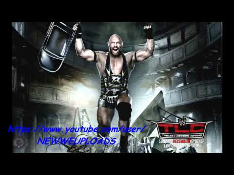 WWE TLC 2012 HIGHLIGHTS