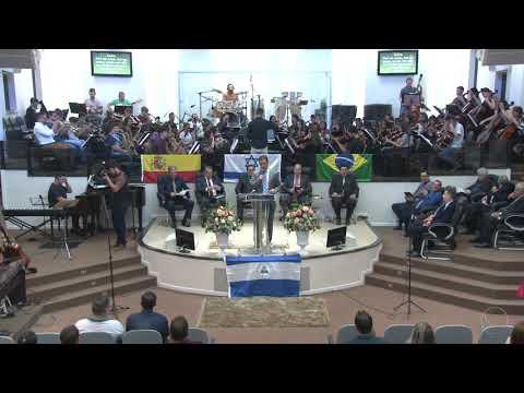 Orquestra Sinfônica Celebração - Harpa Cristã | Nº 15 | Conversão - 14 04 2019