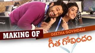 Making Of Geetha Govindam