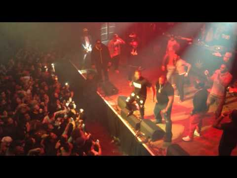 """O.T. Genasis - """"CoCo"""" Live at Webster Hall with Wiz Khalifa"""