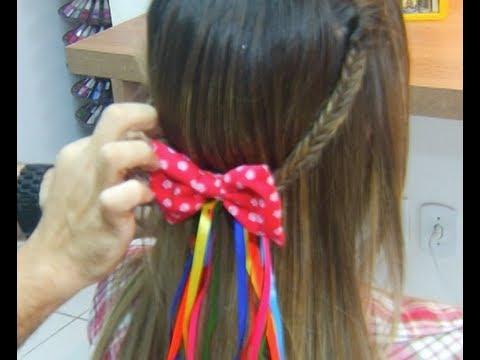 Dicas de penteados para as Festas Juninas