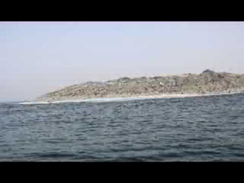 Zilzala Jazira Gwadar New Earthquake Island