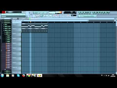 Как создать дабстеп в фл студио