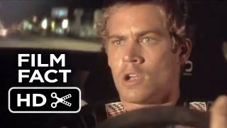 The Fast and the Furious -Film Fact (2001) Vin Diesel, Paul Walker Movie HD