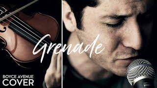 Bruno Mars - Grenade (Boyce Avenue acoustic cover) on iTunes & Spotify