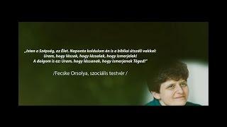 Rendben vagyunk- interjú Fecske Orsolya testvérrel