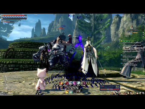 Blade & Soul Online Summoner Gameplay Road to Darkness Complete Final Mission ACT3