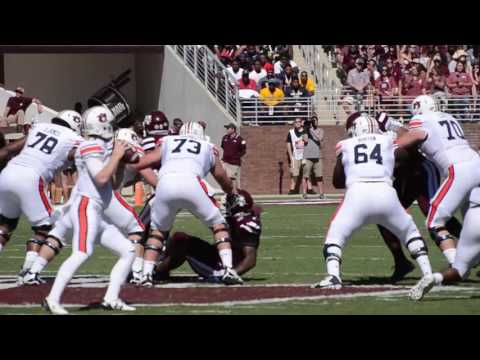 A highlight video of Auburn's 38-14 victory over Mississippi State.