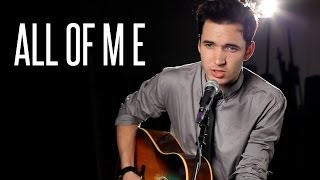 John Legend - All Of Me (Official Acoustic Music Video Cover by Corey Gray)