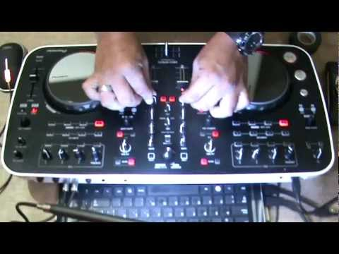 Dj Fran mix on DDJ ERGO pioneer with traktor pro
