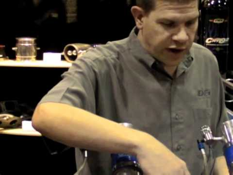 FSC - Design Engineering CryO2 Cryogenic Intake System Demonstration at PRI 2011