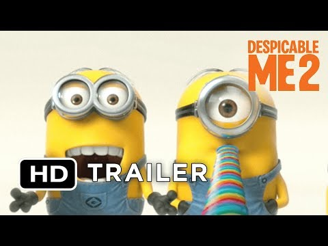 Despicable Me 2 - Official Teaser Trailer (2012) HD Movie