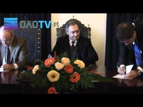 Santa Comba Dão - Assinado protocolo para criação de Gabinete de Apoio ao Emigrante