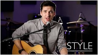 Taylor Swift - Style (Official Music Video) - Cover by Corey Gray