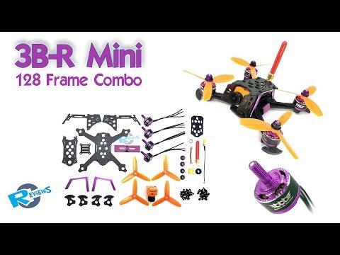 3B-R Mini 128 Frame Combo with 3500kv 1606 motors - UCv2D074JIyQEXdjK17SmREQ