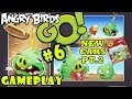Let's Play Angry Birds Go: Pt. 6 (King Pig, I Summon You) 5 New Cars Pt. 2 [iOS Gameplay]