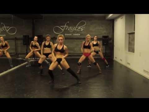 White Girls Twerking to Freak My Shit (FM$) by New Boyz and Bye Felicia (Choreography)