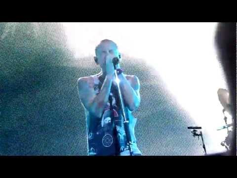 Linkin Park Lost In The Echo New Song Live Jiffy Lube Live August 11 2012 Honda Civic Tour