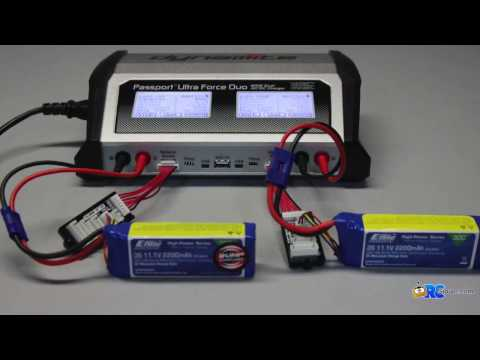 Dynamite Passport Ultra Force Duo Charger - RCGroups Review - default