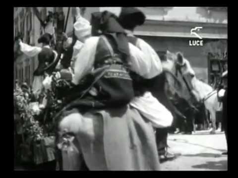 I Reali Savoia in Sardegna / Sassari - Maggio 1929 [Istituto LUCE]