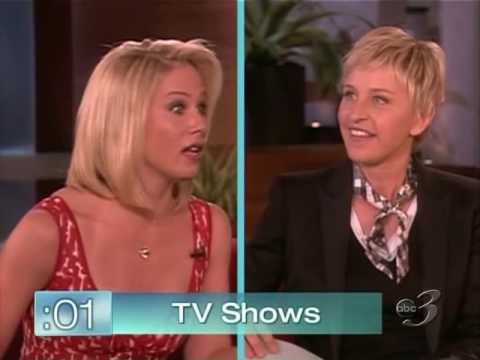 Christina Applegate - The Ellen DeGeneres Show 2009-04-01