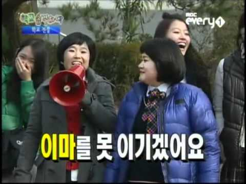 [ENG SUB] MBLAQ Attacks School! Part 2/3