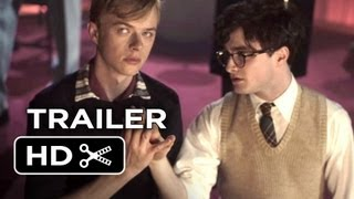Kill Your Darlings Official Trailer (2013) - Daniel Radcliffe Movie HD
