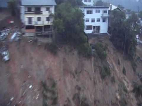 Mud Slides at Blumenau 2008
