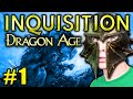 """Let's Play Dragon Age Inquisition #1 - """"SCOTTISH VOICE"""" - (Dragon Age Inquisition Gameplay)"""
