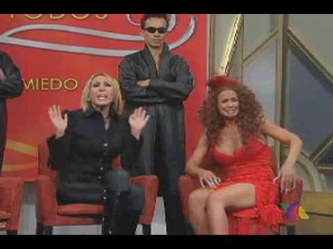 Niurka en el Show de Laura Bozzo