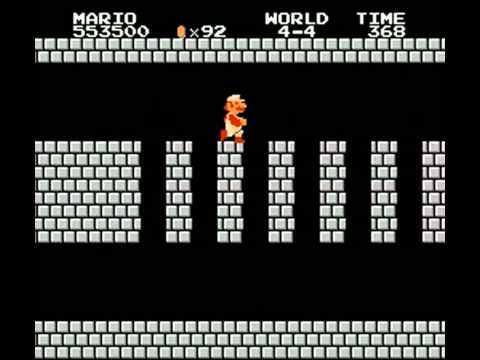 Super Mario Bros | NES | Juego Completo (HD)