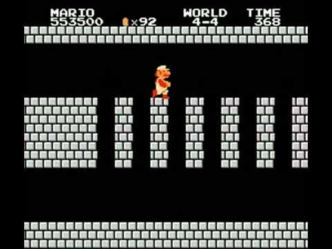 Super Mario Bros | NES | Juego Completo (HD)