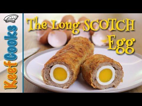 Long Scotch Egg | Long Egg Series
