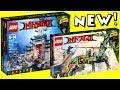 NEW LEGO Ninjago Movie Set Pictures Revealed ????