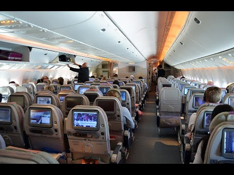 Peshawar Airport Pakistan to Dubai UAE by Emirates B 777