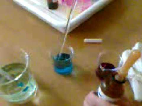 esperimento biologia acidi e basi