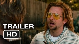 Hit And Run Official Trailer (2012) Bradley Cooper, Kristen Bell Movie HD