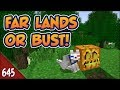 minecraft far lands or bust - #645 - double pi hole