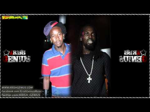Chi Ching Ching & Mavado - Settle Down Pt. 2 [Jan 2012]