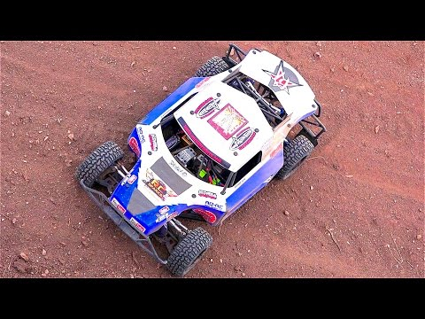 RC ADVENTURES - Total: 16s Lipo - Electric Losi 5ive T Radio Controlled Race Truck - UCxcjVHL-2o3D6Q9esu05a1Q