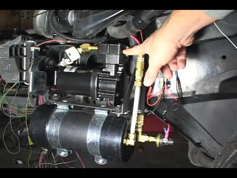 Electric Vehicle Vacuum Pump Question
