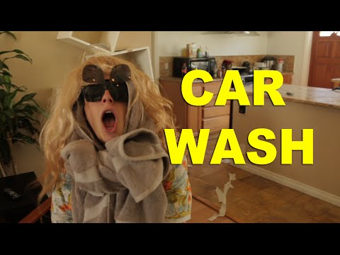 """CAR WASH"" - My Roommate is an Alien - Episode 6"