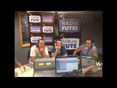 הפרויקט של רביבו מתארחים ברדיו הצרפתי Le Projet De Revivo sur Radio Futee