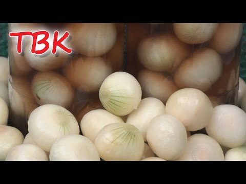How to Make Pickled Onions - Titli's Busy Kitchen