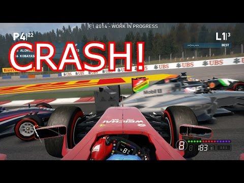 Australia 2014 f1 f1 2014 Crash Compilationhere