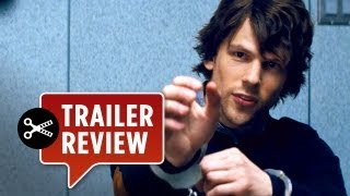 Instant Trailer Review: Now You See Me NEW TRAILER (2013) - Mark Ruffalo, Morgan Freeman Movie HD